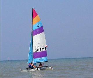 2000 Hobie Cat 16 photo