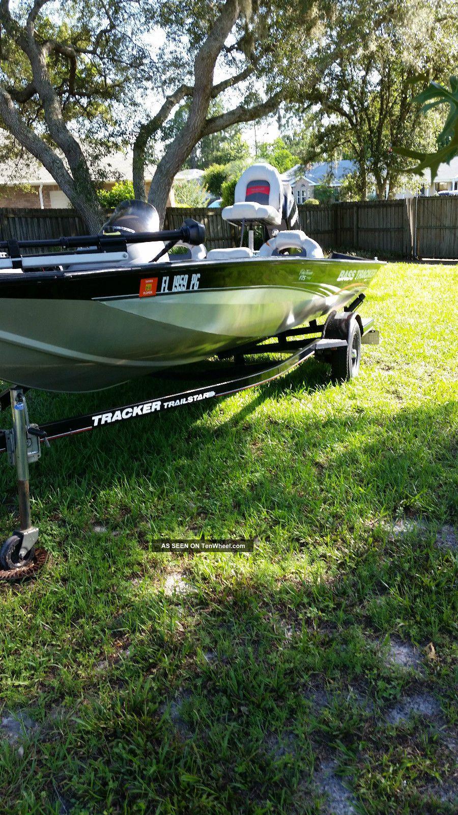 2008 bass tracker for Bass tracker fishing boats