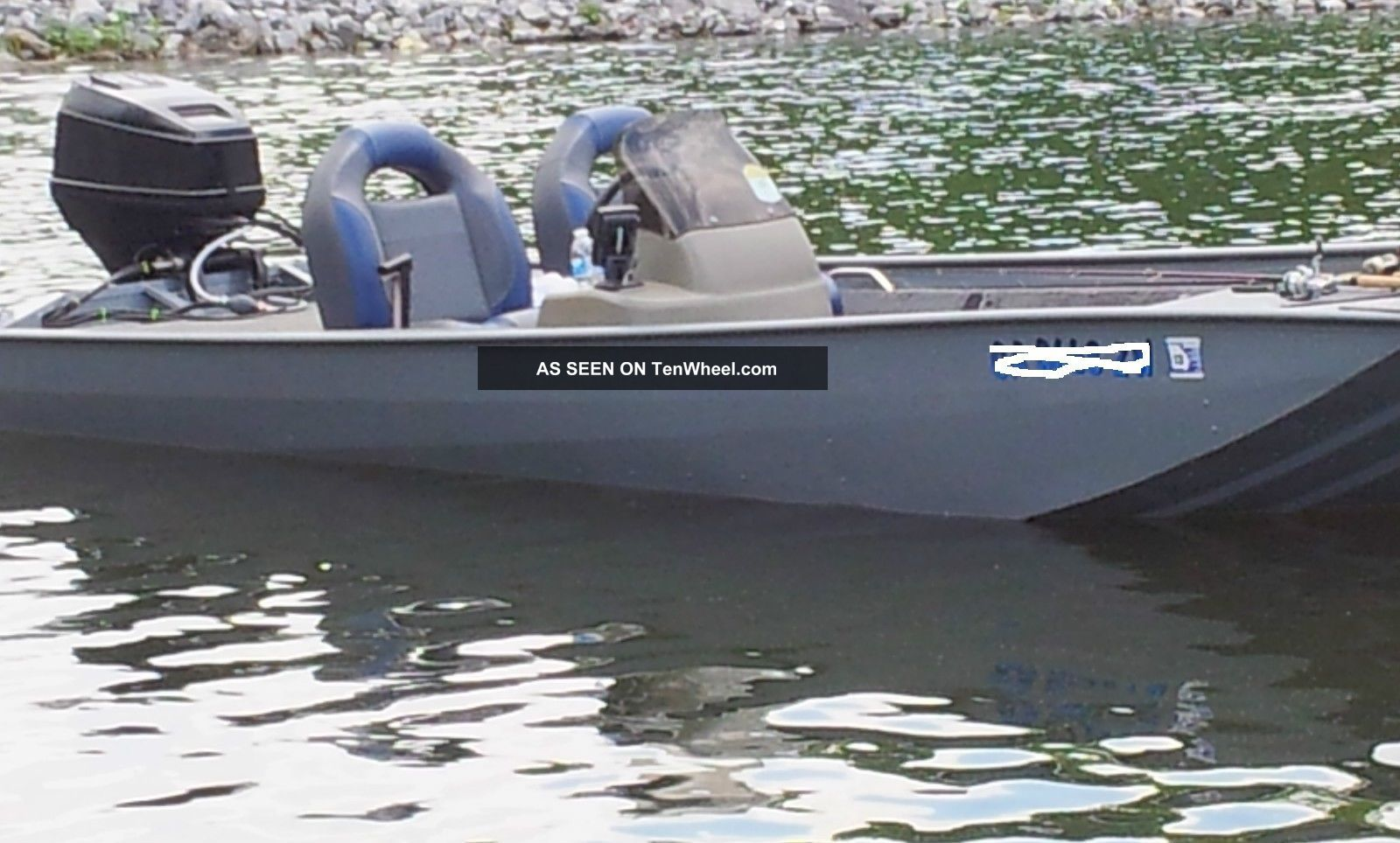 1999 tracker pro team 165 for Bass tracker fishing boats