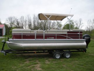 Boats Powerboats Amp Motorboats Pontoon Deck Boats Web