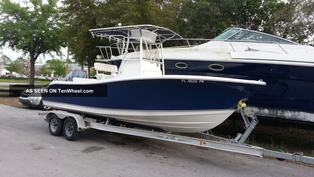 2012 Nautic Star 2200xs Offshore Saltwater Fishing photo