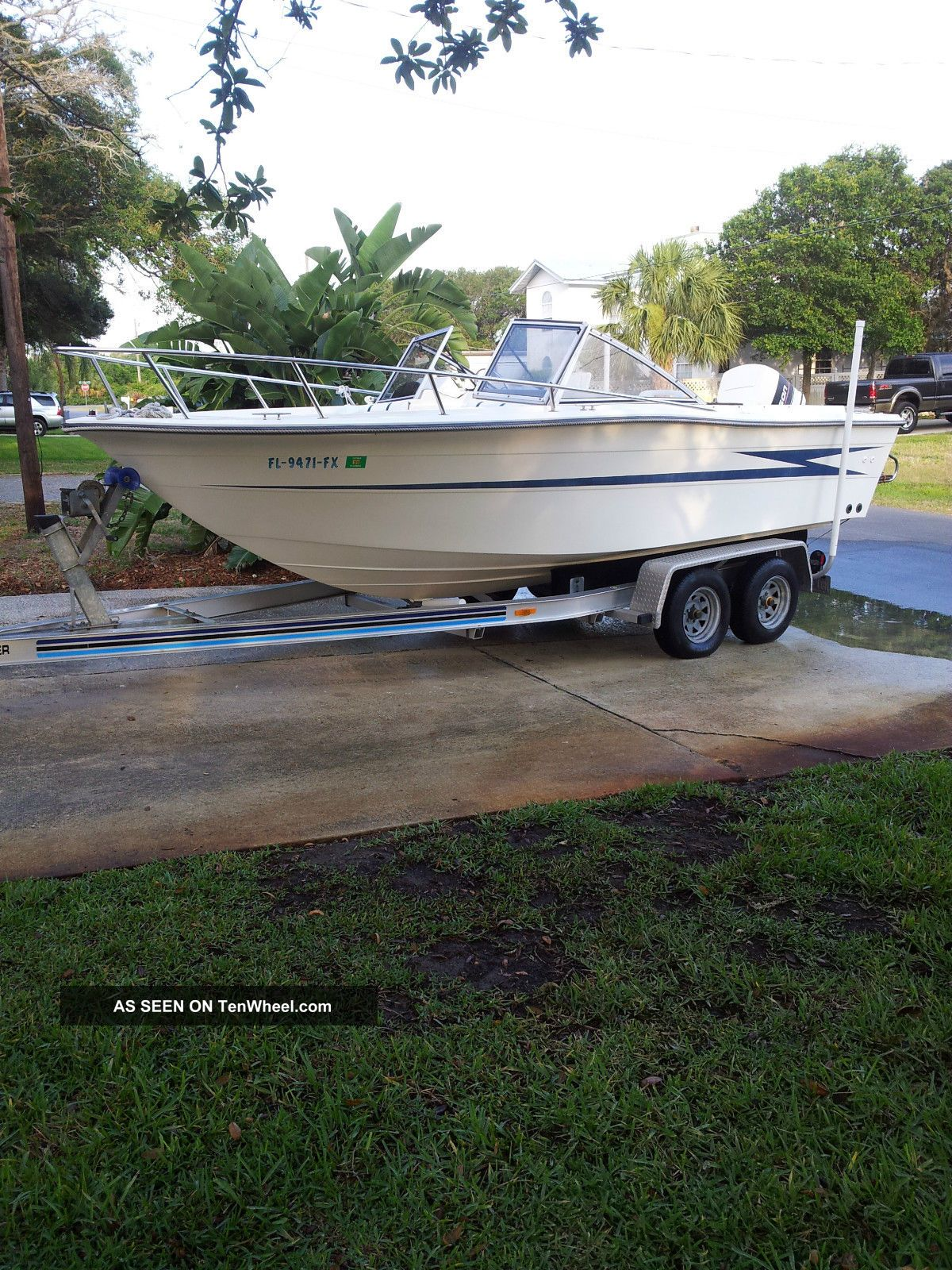 1991 Hydra - Sports 2100 Vectra Offshore Saltwater Fishing photo