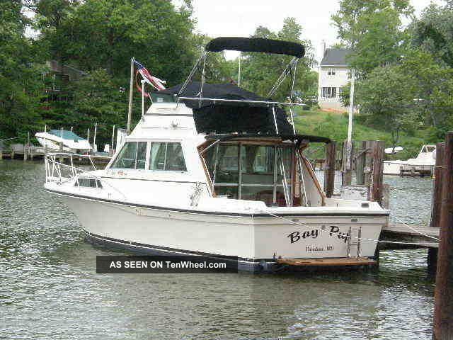 1980 Stamas Sport Sedan Inshore Saltwater Fishing photo