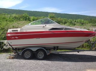 1988 Searay 210 Seville photo