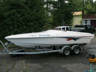1994 Wellcraft Scarab 22 photo