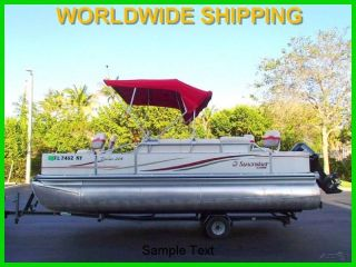 2007 Suncruiser By Lowe Trinidad 204 photo