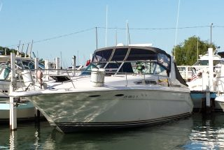 1991 Sea Ray Subndancer Da 350 / 370 photo