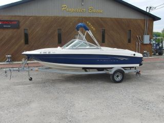 2010 Bayliner 175 Bowrider photo