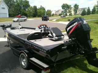 2007 Bass Tracker Pro Team 190 Tx photo