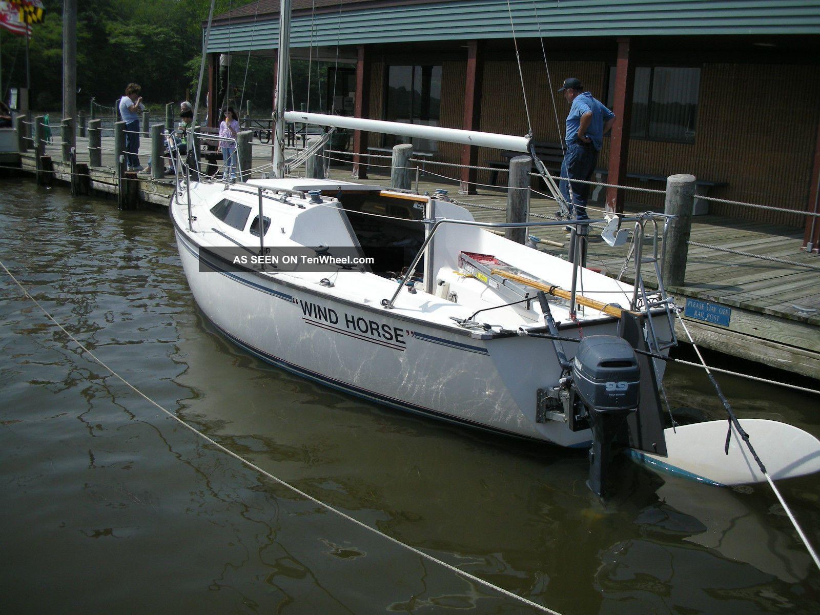 1993 Precision Sailboats 20-27 feet photo