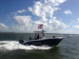 2004 Seaswirl 2301 Striper photo