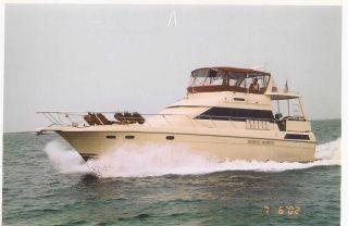 1990 Silverton 460 Aft Cabin Motoryacht photo