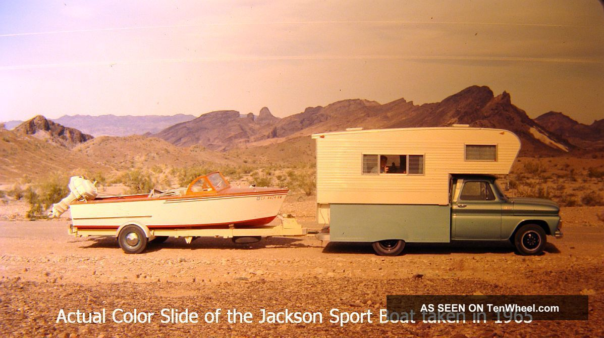 1959 Custom Built Chris Craft Style Sport Boat Other Powerboats photo