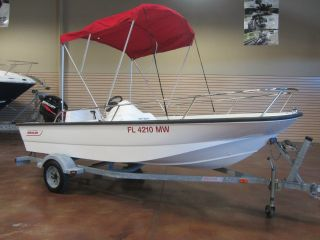 2005 Boston Whaler 150 Sport Fishing photo