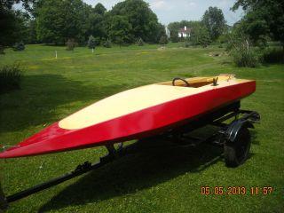 1977 Race Boat / Lake Racer photo