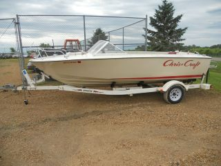 1969 Chris Craft Lancer 19 photo