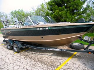 1998 Lund 1950 Tyee Loaded In Incredible Shape photo