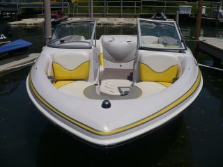 2005 Tahoe Q 4 Sport Boat photo