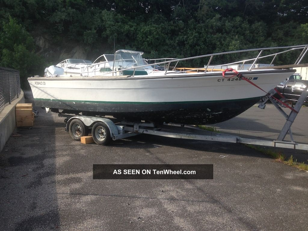 1978 Robalo 23 Center Consol Inshore Saltwater Fishing photo