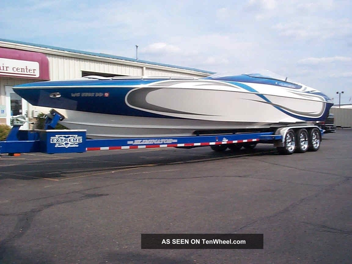 2005 Eliminator 380 Eagle Xp Other Powerboats photo