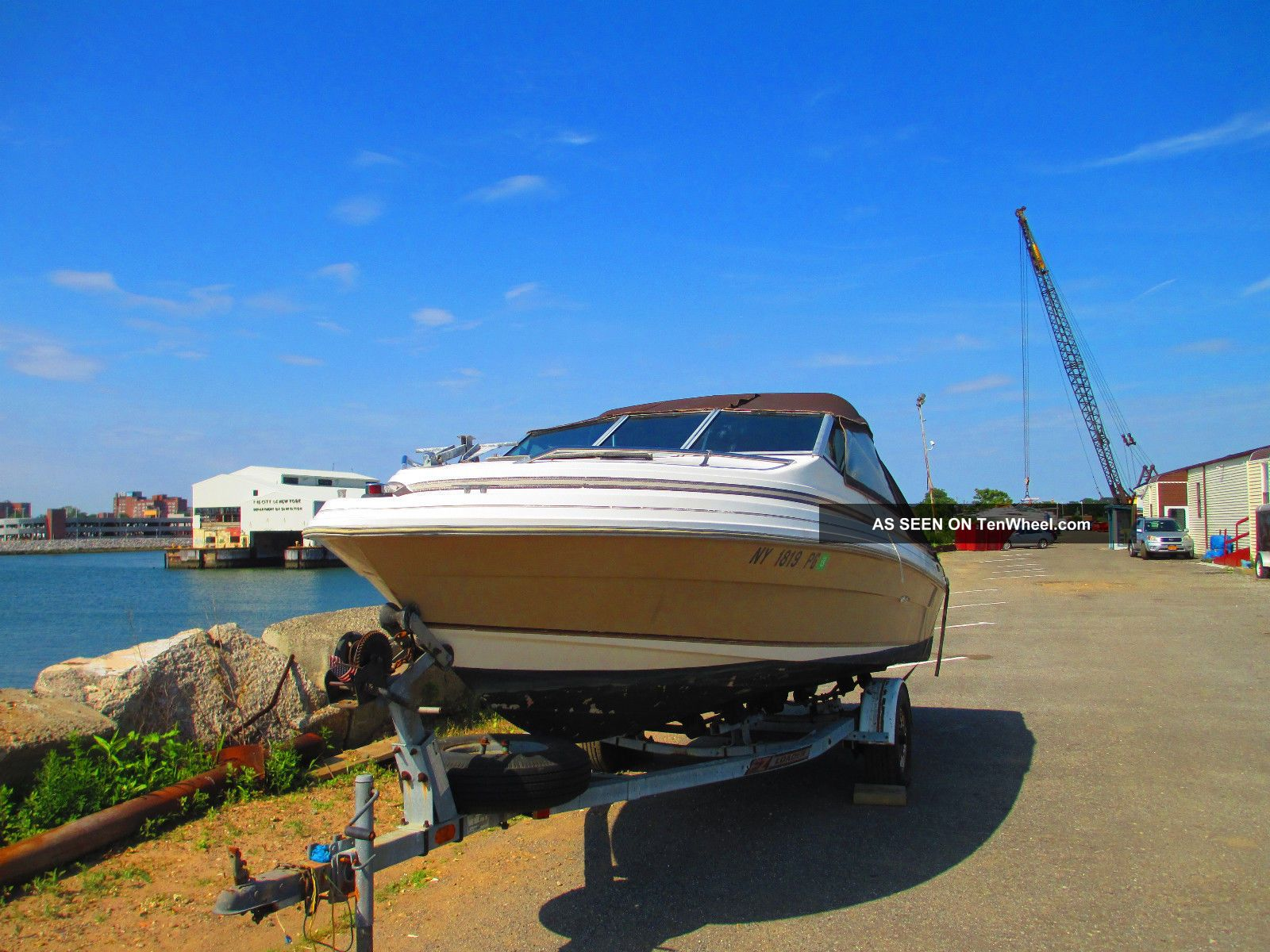 Ny Nc  For You Fiberglass Inboard Runabouts
