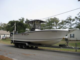 1996 Mako 282cc photo