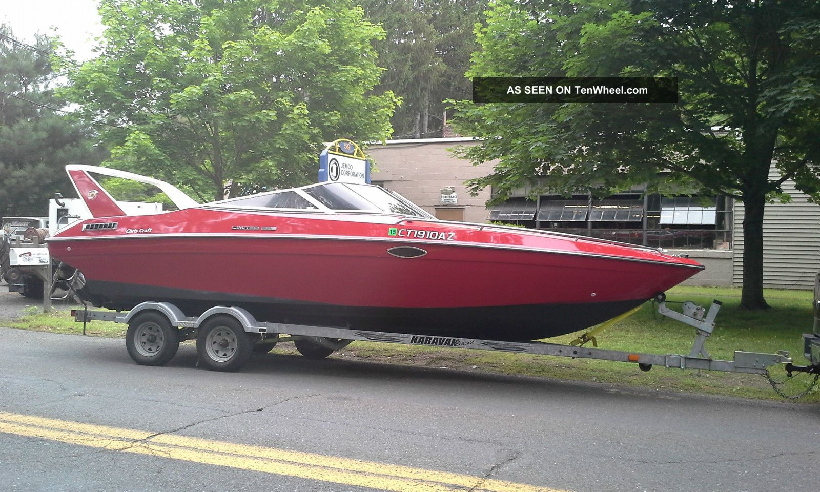 Chris Craft  Limited Specs