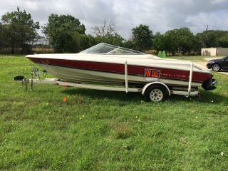 1995 Bayliner Capri 1850ss photo