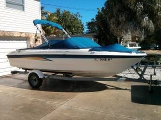 2004 Bayliner 185 photo