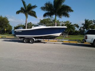 2008 Clearwater Dual Console Bowrider photo