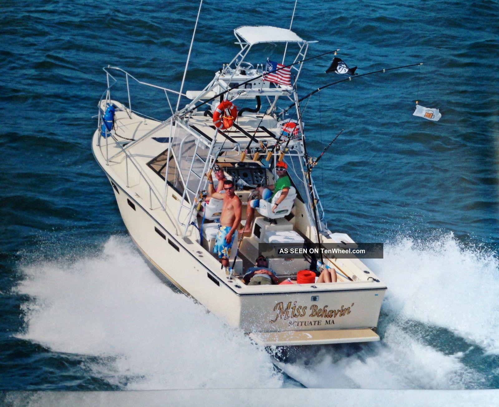 1982 Tiara 2700 Offshore Saltwater Fishing photo