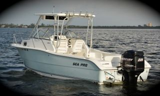 2007 Sea Pro 238 Wa photo