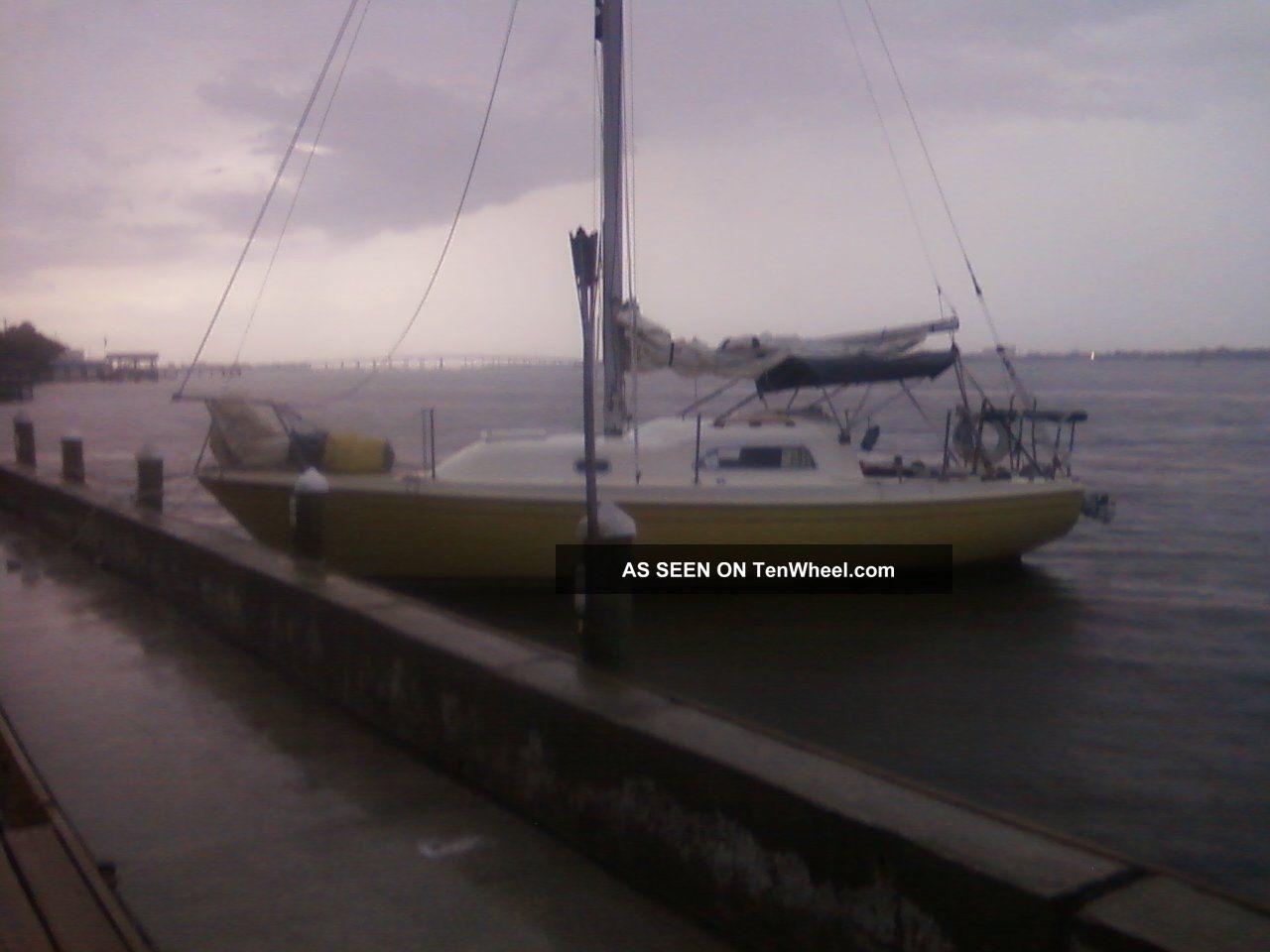 1978 Pearson Sailboats 20-27 feet photo