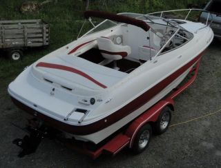 2001 Bayliner 212 Sport Cuddy Anniversary Edition photo