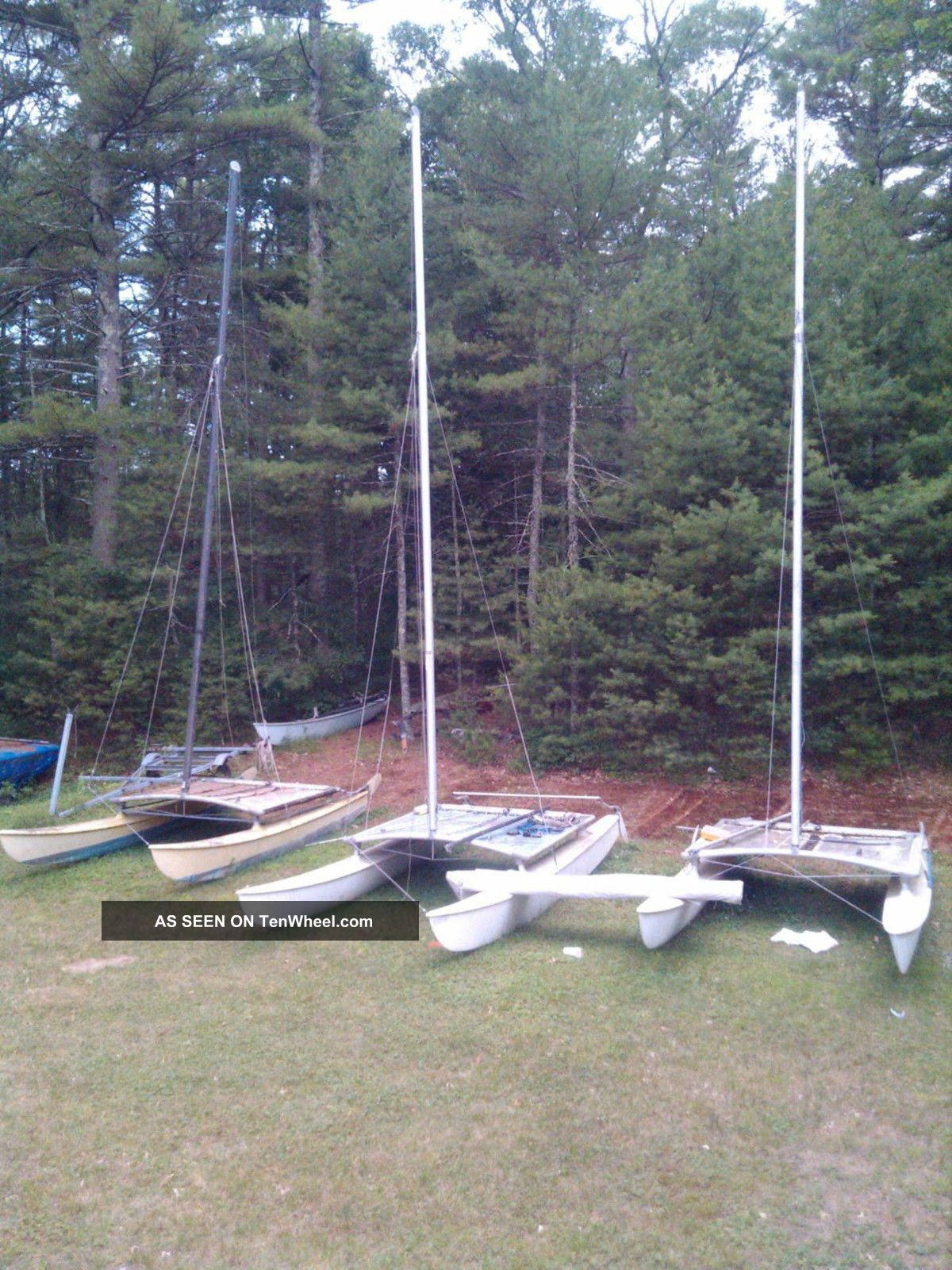 1982 Hobie Cat 16 Sailboats Under 20 feet photo