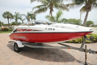 2006 Sea Doo 200 Speedster 310 photo