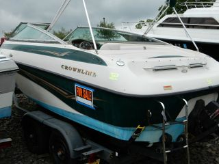 2003 Crownline Bowrider 185 photo