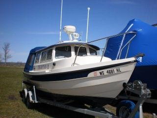 2006 C - Dory 22 Ft Cruiser photo