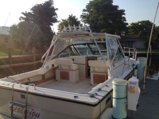 1985 Tiara 3100 Open photo