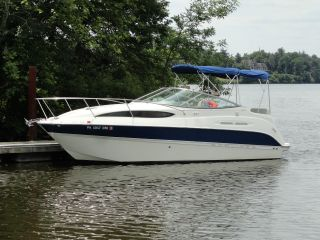2007 Bayliner 245 Sb Ciera photo