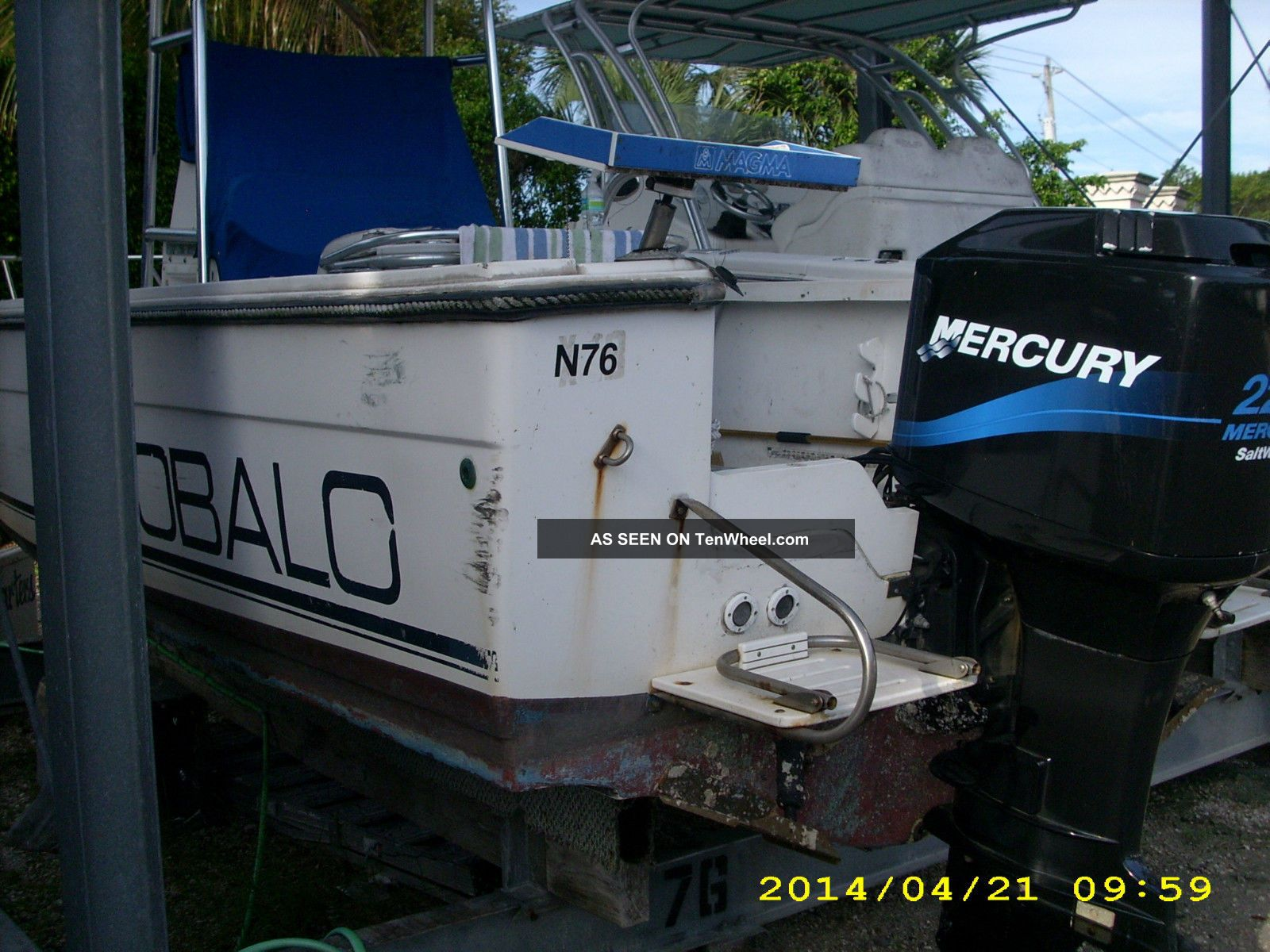 1992 Robalo 2320 Offshore Saltwater Fishing photo