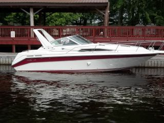 1991 Sea Ray 270 Sundancer photo