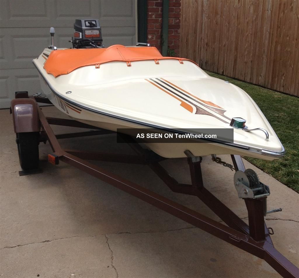 1983 H2o Sport Other Powerboats photo