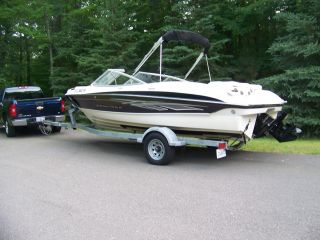 2008 Bayliner 20 Ft Vs photo