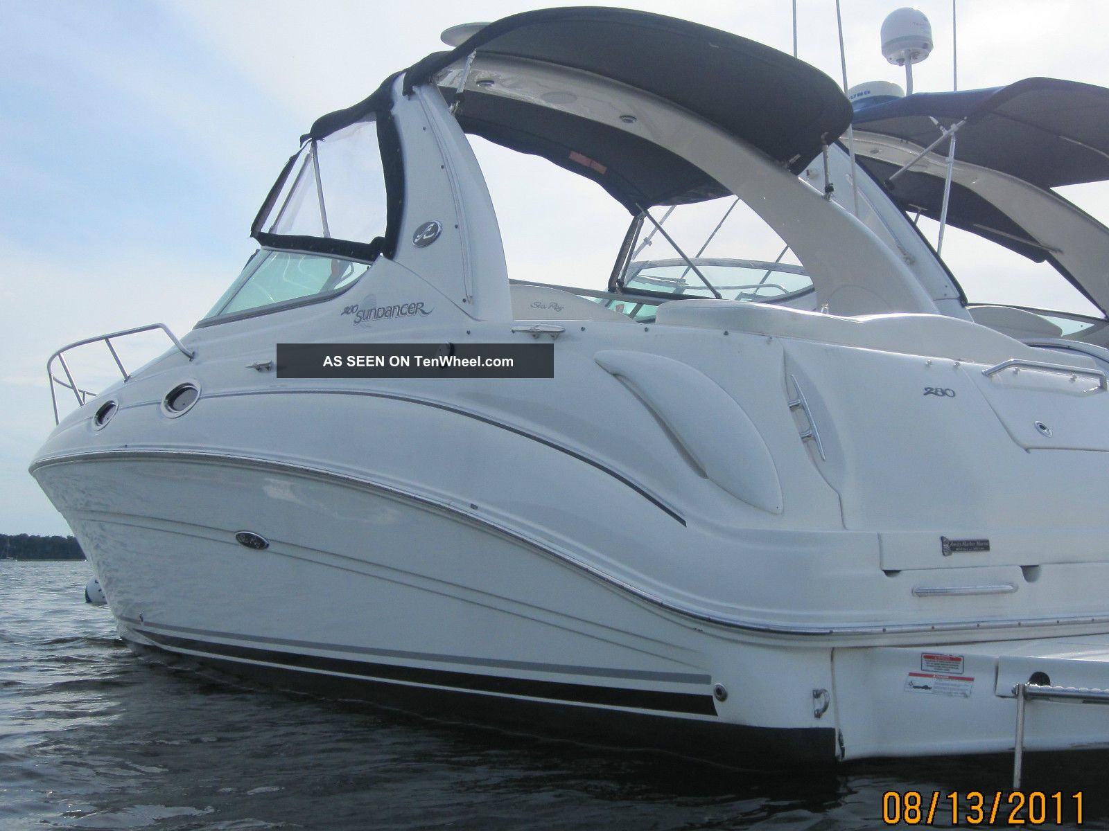 2006 Sea Ray Sundancer 280 Cruisers photo