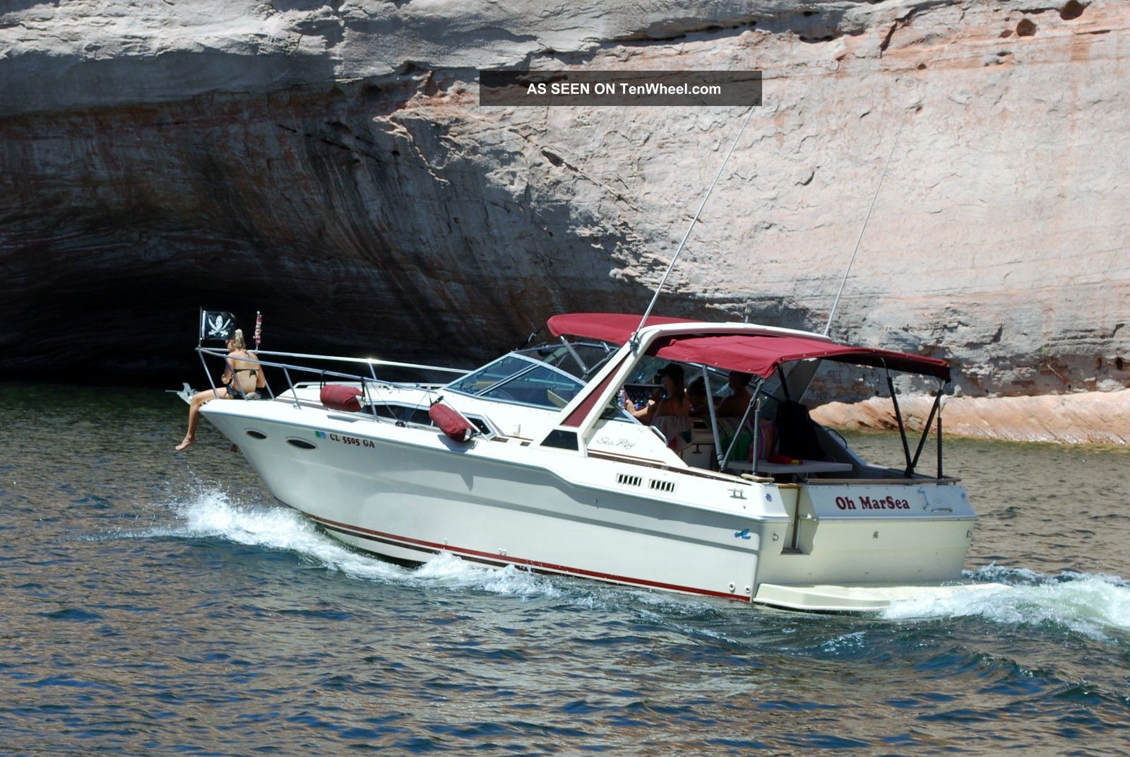 1988 Sea Ray 300 Sundancer Cruisers photo