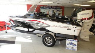 2014 Larson Fx 1750 Fishing Boat photo
