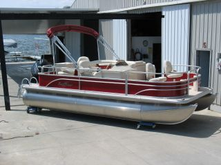 2014 Sunchaser By Starcraft Classic Fish 8520 4 - Pt photo