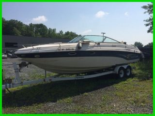 2003 Rinker Mag Braco 3 Boat And Trailer photo