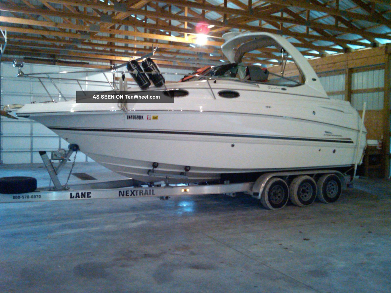 2004 Chaparral Signature 260 Cruisers photo